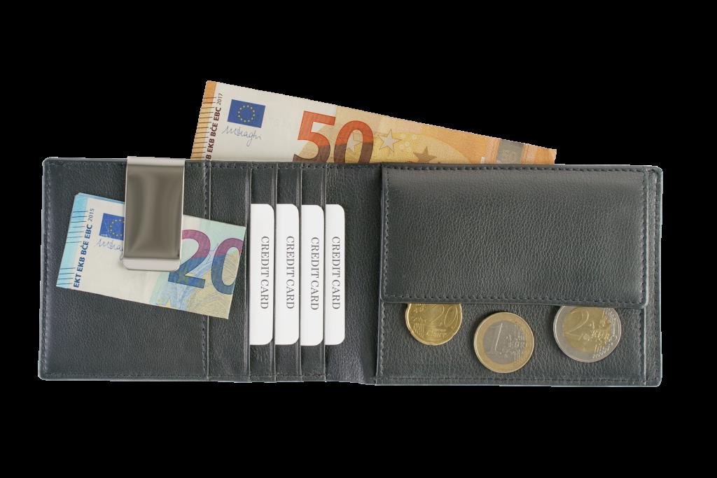 Geldscheintasche RFID Schutz