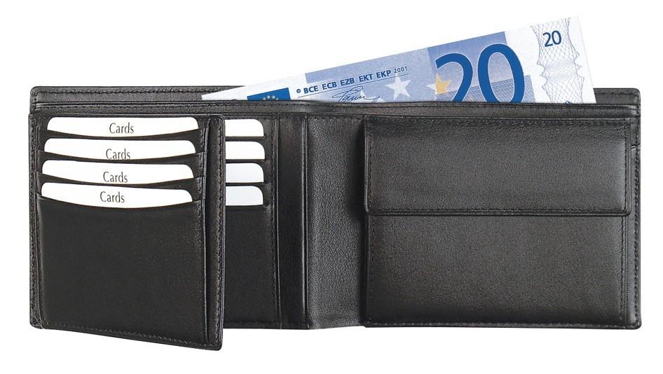 Geldscheintasche