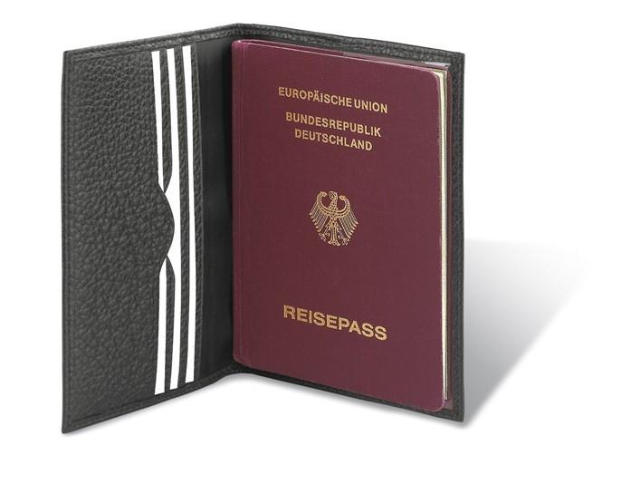 Passhülle
