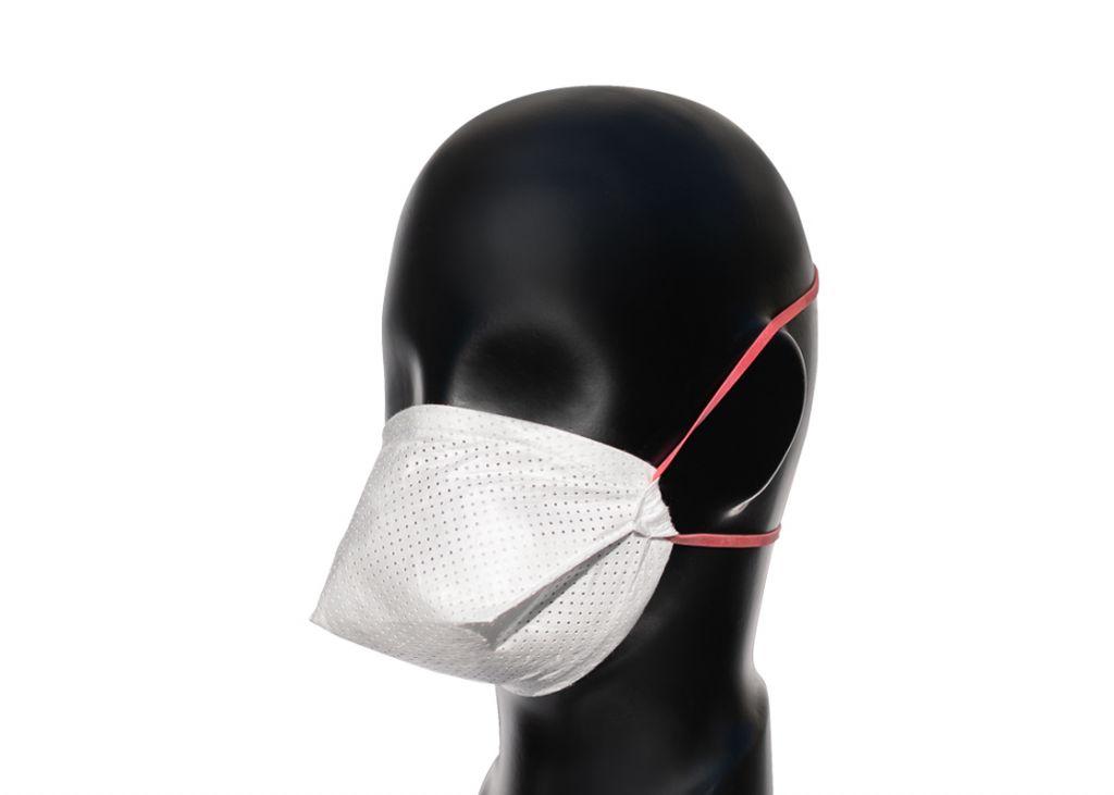 Gesichtsmaske Nasenmaske Mundmaske aus FFP2 Material