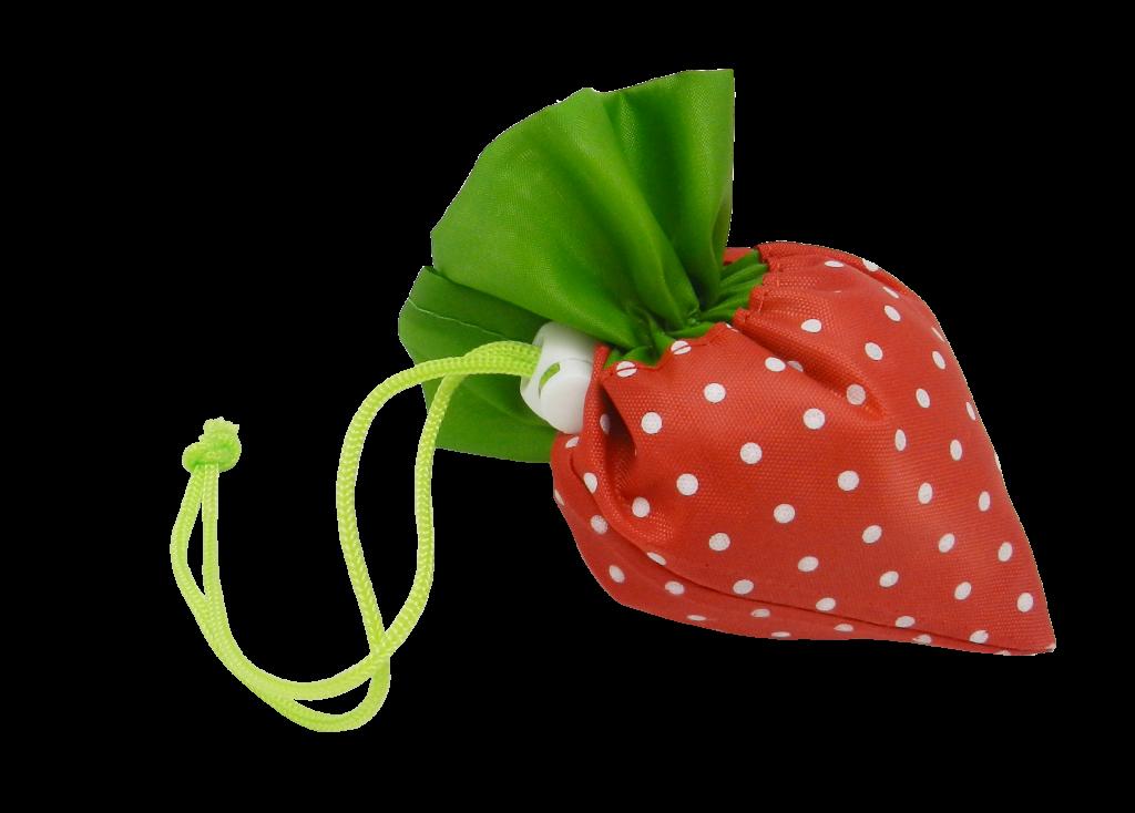 Faltshopper Erdbeere