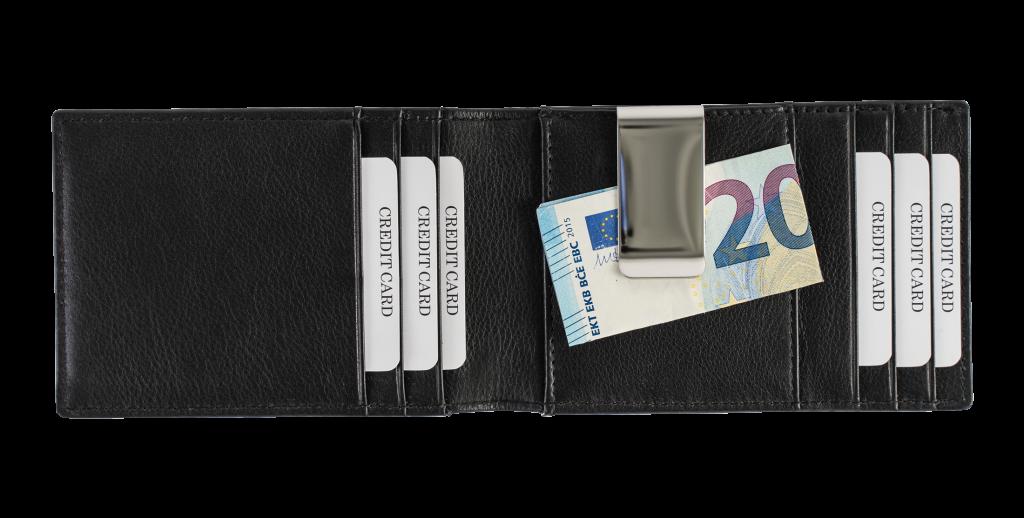 Kartenetui mit RFID Schutz
