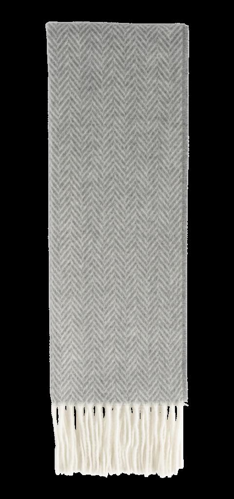Schal Fischgrat