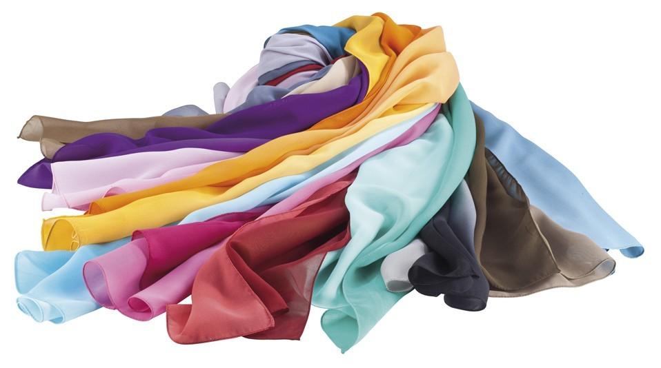 Polyester Chiffon Schal